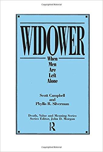 loving a widowed man